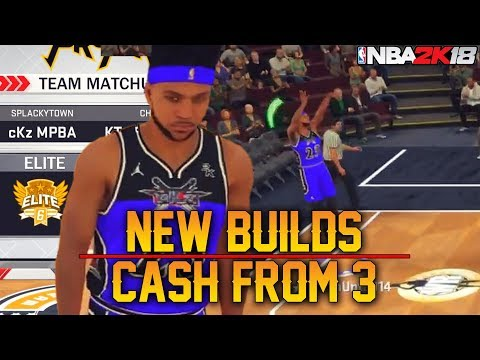 Guess Who's Back On 2K! Comp Game With New Builds! NBA 2K18 Pro Am Gameplay