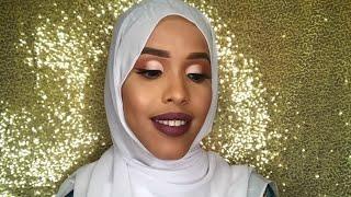 Download Doing my sister makeup#walashey Ayan makeup u marinaya ila arag👏❤️😍 Video