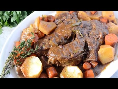 Fork Tender Pot Roast - The Best Version