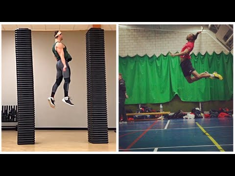 Volleyball Jump Trainings | Best Volleyball Trainings | (HD)