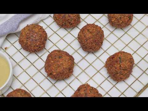 Simple Falafel Recipe