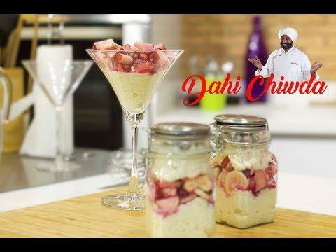 Dahi Chiwda | Breakfast Recipe | Chef Harpal Singh |