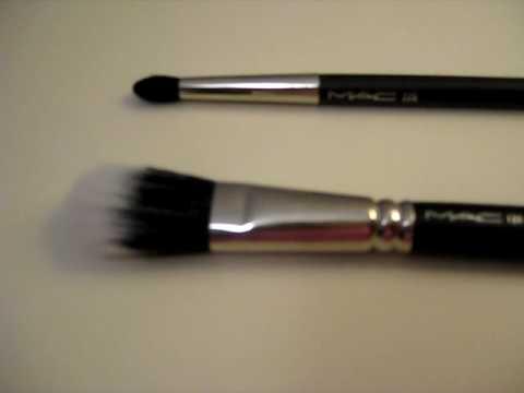 MAC Colour Craft Haul Part 4 (Brushes)