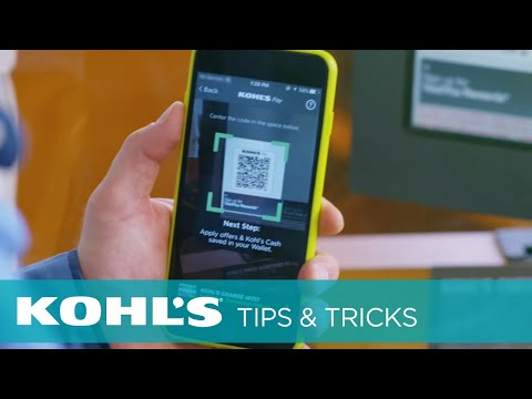 Is There Anything the Kohl's Wallet Can't Do? | Kohl's Pay