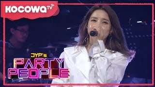 """[JYP's Party People] Ep.12_""""Yes, I am"""" by Mamamoo"""