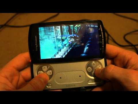 Final Fantasy VII - FPSE Sony Ericsson Xperia play (More videos, Different games)