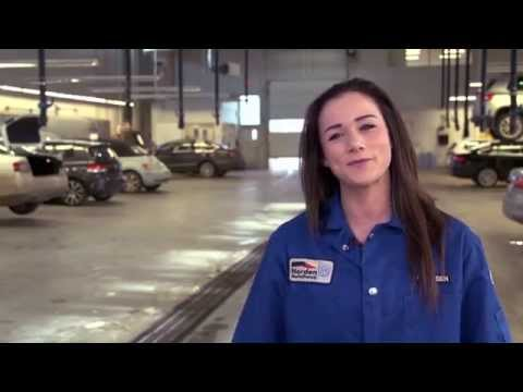 Automotive service technician apprentice spends scholarship on tools