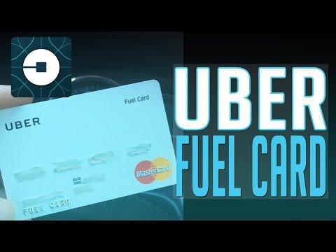Uber Fuel Card Unlocked!