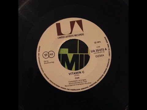 CAN - Vitamin C (Official Audio)