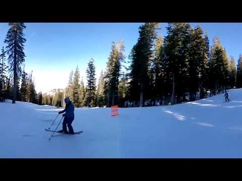 360-degree video of Sunshine trail at Brighton Utah