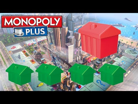 Monopoly   BUILDING UP
