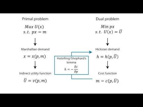 A.8 Consumption duality | Consumption - Microeconomics