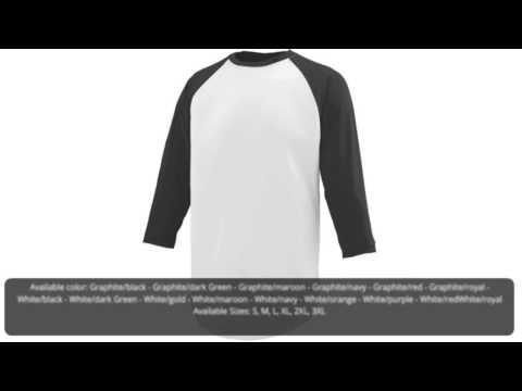 Design Your Own AUGUSTA STYLE 1505NOVA BASEBALL JERSEY  -Team Uniforms