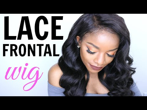 Lace Frontal for Beginners | How To Make a Lace Front Wig