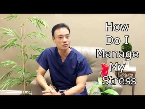 How Do I Manage My Stress?