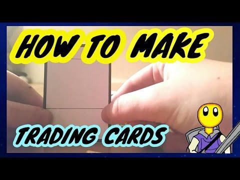 How To Make A Homemade TCG