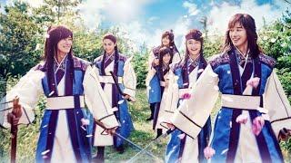 Jaane Kyun || Hwarang || Korean Mix || Princes Love & Fight Song