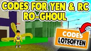 Roblox Ro Ghoul Codes June