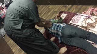 علاج الفقرات العنقيه والقطنيه بعد معاناة شديده للاخ العزيز : احمد فتحي