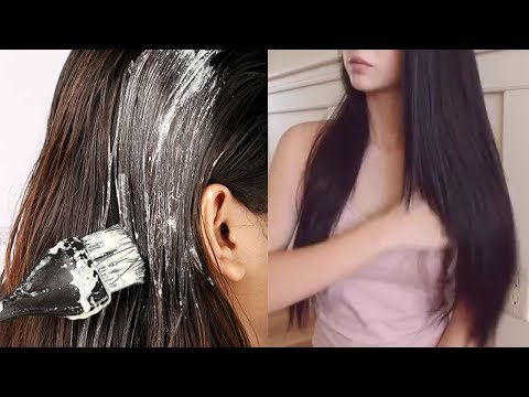 Eggs & Yogurt to Stop EXTREME Hair Loss & Grow Long Hair