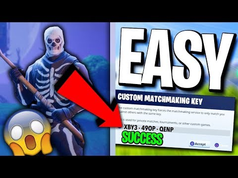 when does custom matchmaking come out in fortnite