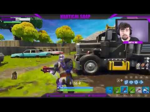 stream win Fortnite BR livestream highlight!