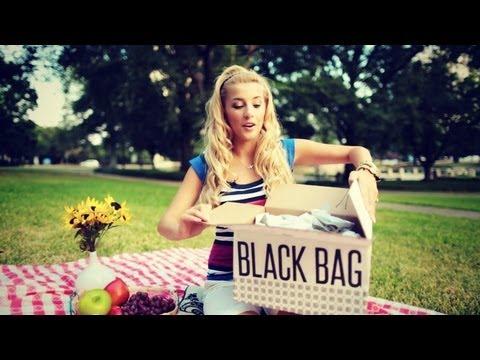Picnic Time! July Little Black Bag Unboxing!