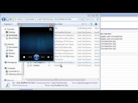 How to Convert .rar to Mp3