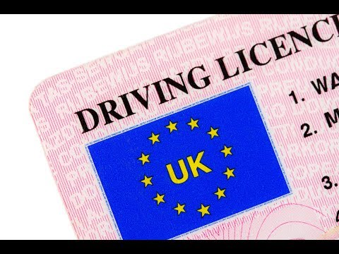 How do I update my driving licence with a change of address and can the DVLA fine me if I