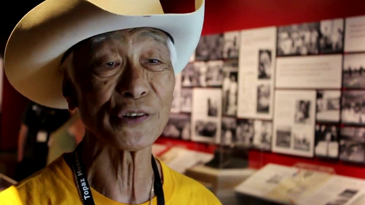 Japanese Americans interned at Topaz Camp share their stories