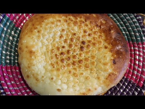 ROGHNI NAAN RECIPE * HOW TO MAKE NAAN ROGHANI With English Subtitle BY(COOK WITH MADEEHA)