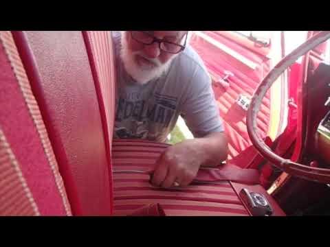 1961 Chrysler Seat Belts
