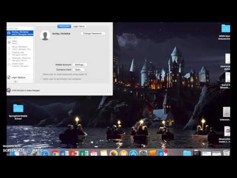 Making Yourself an Admin of Your Macbook