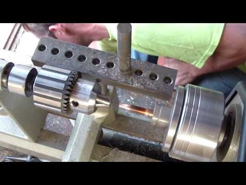 Copper Spinning an Ejector - Part 3