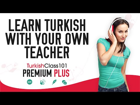 Learn Turkish FAST 1-on-1 With Your Own Teacher
