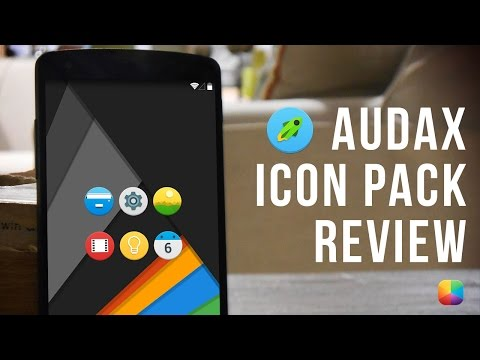 Audax Icon Pack Review