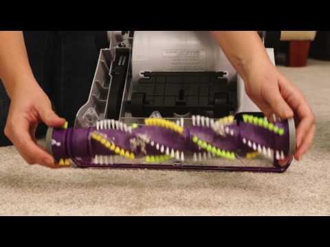PowerLifter™ Pet - Brush Maintenance