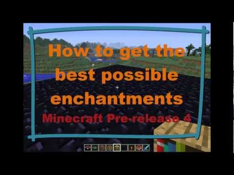How to Power Your Enchantment Table Efficiently! - Pre Release 4