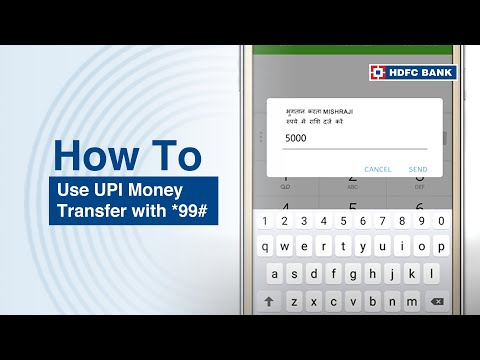 How to Use UPI Money Transfer with *99#. No need for a smartphone or internet!