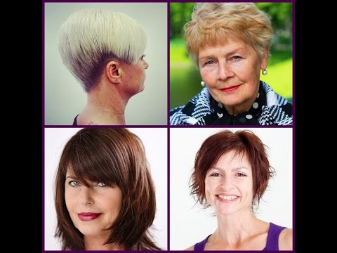 40 Best Hairstyles for Women Over 50 !
