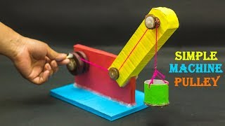 Download Science Fair Projects | Simple Machine Pulley Video