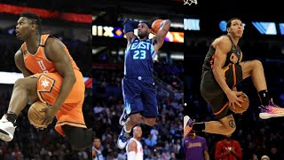 Best Dunk From Every All-Star Event since 2010!