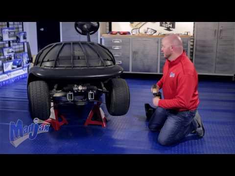 Alpha Body to fit Club Car® Precedent® | How to Install Video | Madjax® Golf Cart Accessories