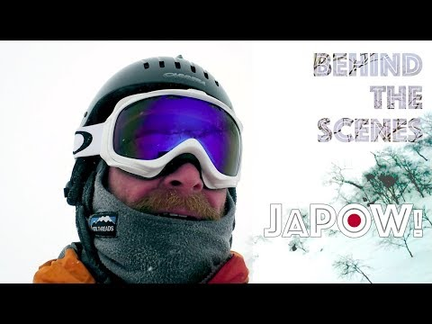 Behind the Scenes: In Search of JaPOW! at Asahidake