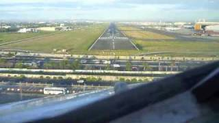 manila runway 24 ils landing manila a320 cebupacific pilots view