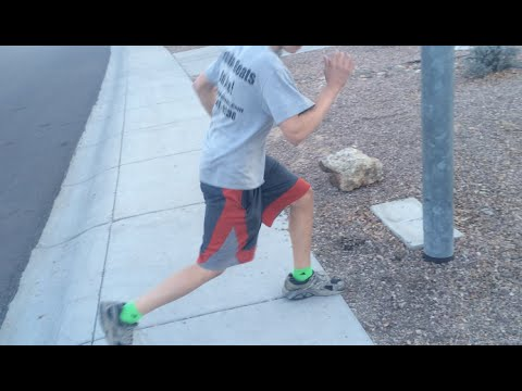How To Run FASTER! without getting tired
