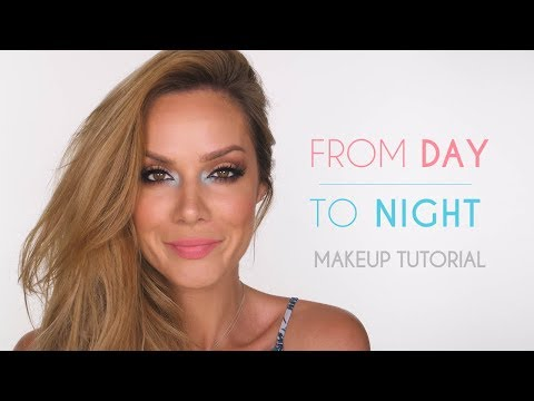 Go From Day To Night Makeup Tutorial | Shonagh Scott | ShowMe MakeUp
