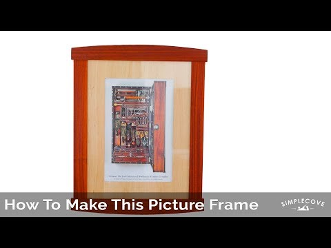 How To Make A Picture Frame
