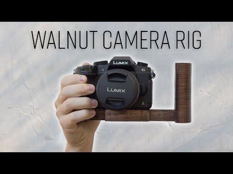 Walnut Camera Handle Rig   How To