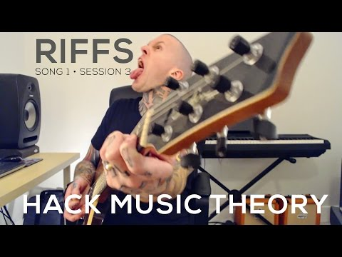 How to Write Great Songs: Riffs for Guitar & Synth